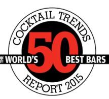 Les 50 cocktails classiques les plus tendances au monde