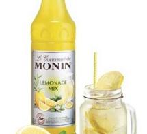 "Cocktail ""British Limonade"" by MONIN"