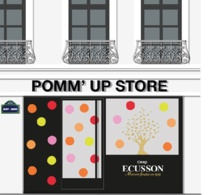 Le Pomm'Up Store by Ecusson à Paris