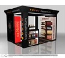 Pernod prend la Parole en GMS avec l'espace Bar Premium
