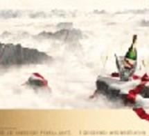 Champagne Mumm, nouvelle campagne en novembre