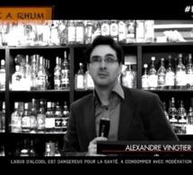 Infosbar Spécial Rhum Fest Paris 2015 : Interview Alexandre Vingtier (Part 1/9)