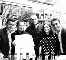 Cocktails Spirits 2015 : Sur le stand Saint-James...