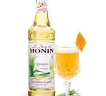 Cocktail Martini Xérès Citronnelle by MONIN
