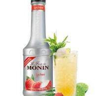 Cocktail Collins Rhum Litchi by MONIN