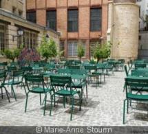 Café Cour : nouvelle terrasse estivale à Paris