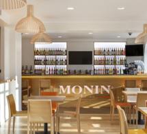 Présentation du magnifique Studio MONIN Paris aux bartenders.