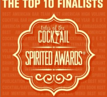 Tales of the Cocktail 2015 : le top 10 des finalistes des « Spirited Awards® »