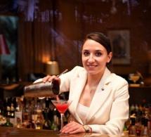 Bartenders at work by Infosbar : le CV express de Aurélie Pezet