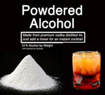 De la vodka en poudre bientôt commercialisée en Russie ?