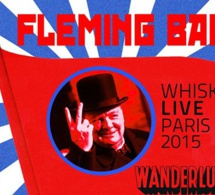Whisky Live Paris 2015 : le Fleming's Bar