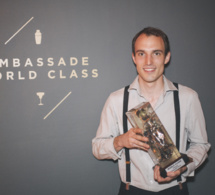 Diageo World Class 2015 : Paul Silvers sacré meilleur bartender de France !