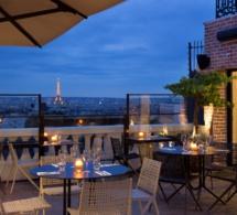 Le nouveau rooftop du Terrass'' Hôtel à Paris