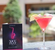 Nice Jazz Festival Cocktail à l'Hôtel Ellington