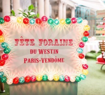 Terrasse Fête Foraine au Westin Paris-Vendôme