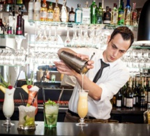 Bartenders at work by Infosbar : le CV express de Tonino Laurent