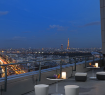 Skyline Bar & Lounge : l'unique rooftop de La Défense