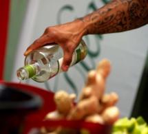 Spiritueux en France : consommation en baisse