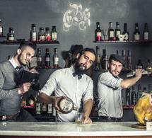 Bartenders at work : le CV express d'Alexandre Gallean