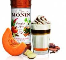 Monin lance son sirop Pumpkin Spice
