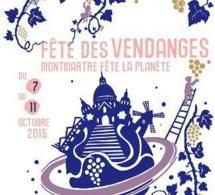 La Fête des Vendanges de Montmartre 2015 à Paris