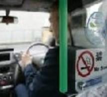 Tabac: les taxis de Tokyo à leur tour non-fumeurs