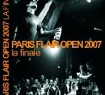 Le concours Paris Flair Open disponible en DVD