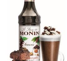 Recette Chocolat Chaud Brownie by MONIN
