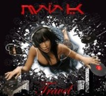 DJ Maia K mixera pour les soirées premium du champagne Mumm