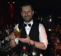 Bartenders at work by Infosbar : le CV express de Nicolas Brimau