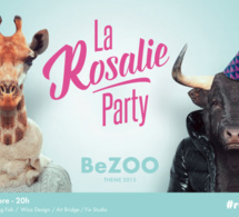 Infosbar Inside : La Rosalie Party par Quad Group