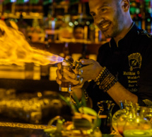 Bartenders at work by Infosbar : le CV express de Matthias Giroud