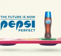 Pepsi Perfect Retour vers le Futur