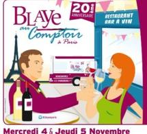 Blaye Au Comptoir 2015 à Paris