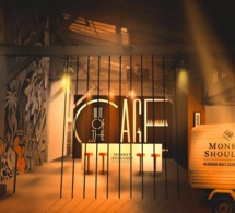 Ouverture du Bar Monkey Shoulder – Out of The Cage à Paris