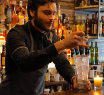 Bartenders at work by Infosbar : le CV express de Yann Tesnier