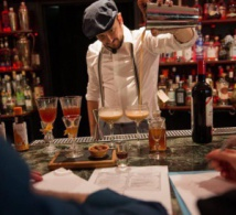 Bartenders at work by Infosbar : le CV express de Yannick Bucco