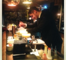 Bartenders at work by Infosbar : le CV express de Vincent Granet