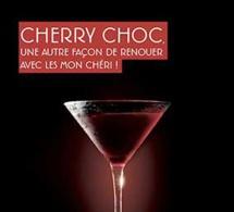 Mon Chéri  se décline en cocktail avec le Cherry Choc