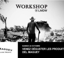 Workshop Del Maguey chez LMDW Fine Spirits