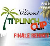 Rennes accueille la première finale de la Ti'Punch Cup des Rhums Clément