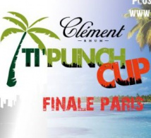 Paris accueille la dernière finale de la Ti'Punch Cup des Rhums Clément