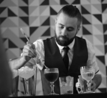 Bartenders at work by Infosbar : le CV express de Hubert Leurent