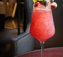 """Cocktail """"Demoiselle Laballe"""" par Thomas Girard pour Laballe"""