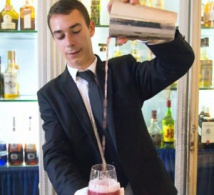 Bartenders at work by Infosbar : le CV express de Antony Bertin