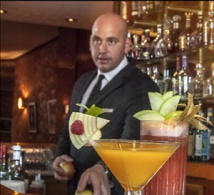 Bartenders at work by Infosbar : le CV express de David Palanque