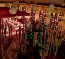 « Forêt enchantée » : la terrasse hivernale du Buddha-Bar Hotel Paris