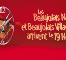 Les Beaujolais Nouveaux 2015 débarquent à Paris !
