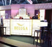 La vodka Beluga décroche le prix du plus beau stand du MICS 2015