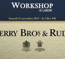 Workshop Berry Bros & Rudd à la Maison du Whisky